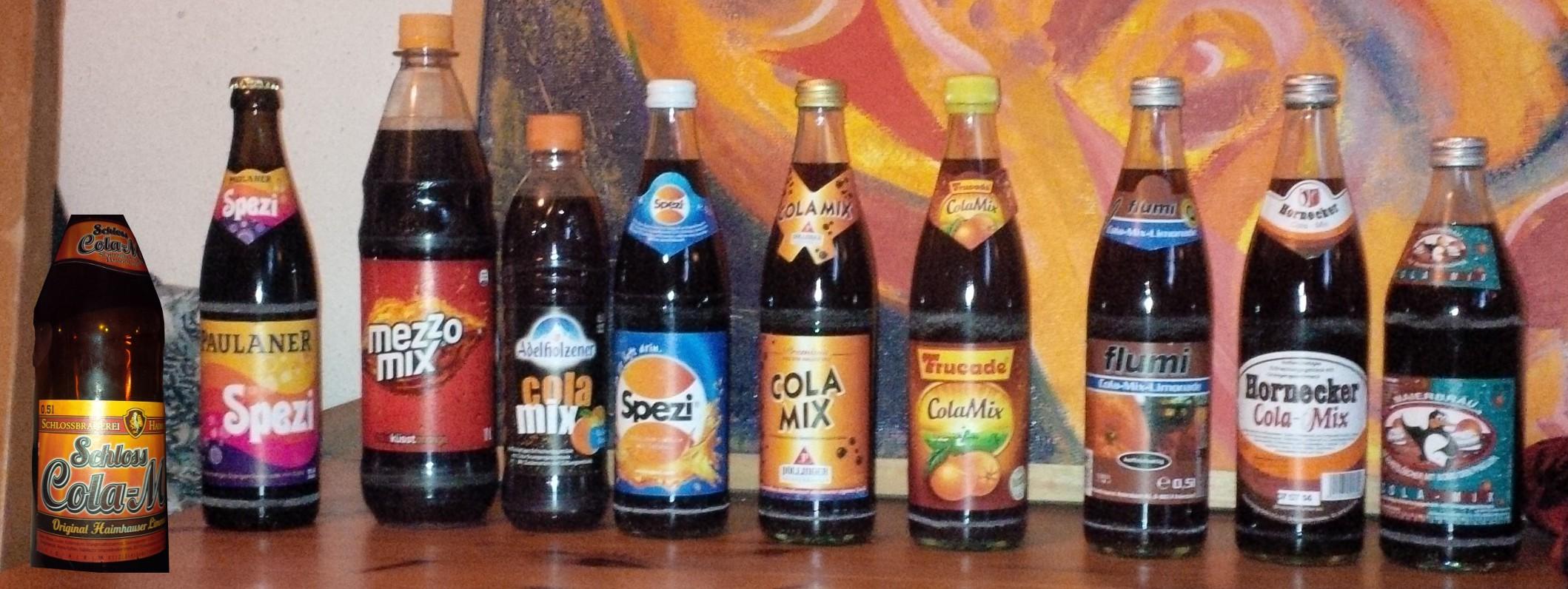 Paulaner Spezi Alcohol Free